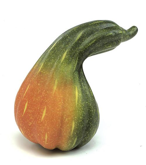 6.5 Inch Gourd4 Inch WidthOrange/Green