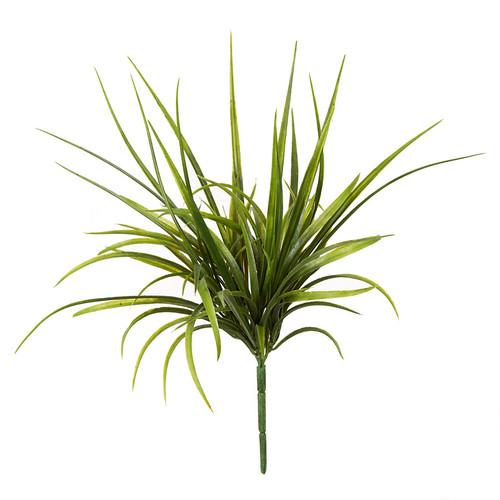 """A-160660 18"""" Plastic Grass Bush"""