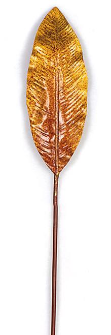 29 Inch Metallic Copper Leaf