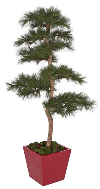 7 Foot Custom PVC Pine Tree