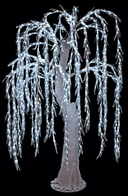 5 Foot Willow Ice Tree