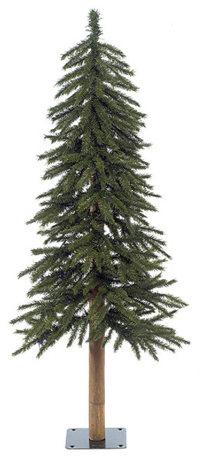 4 Foot Alpine Trees