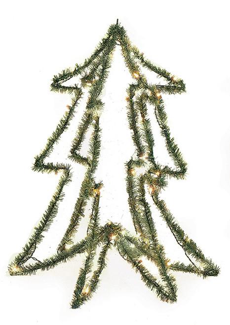 3 Foot Prelit Form Tree