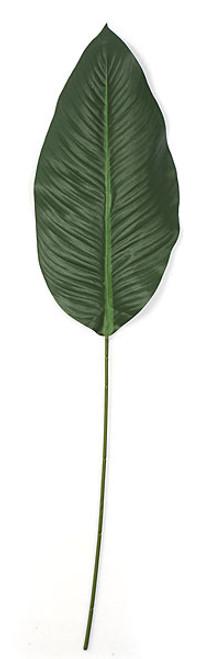 42 Inch Fire Retardant Spathiphyllum Leaf