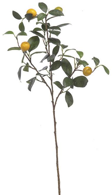 28 Inch Orange Branch (SOLD PER PIECE)