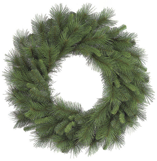 30 Inch Mixed Pine Wreath