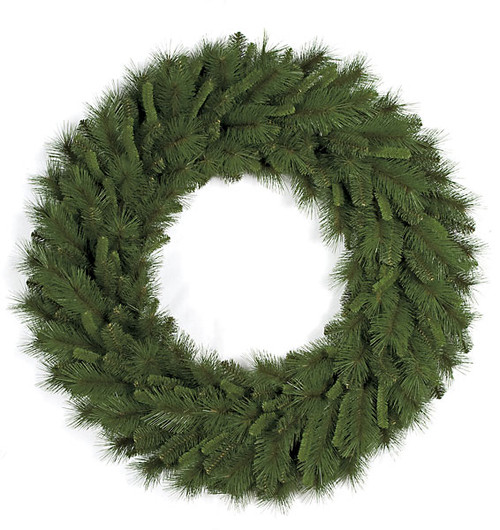 48 Inch Mixed Pine Wreath