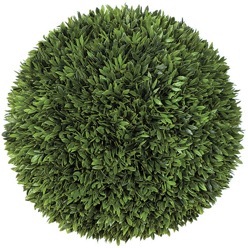 12 Inch Plastic Podocarpus Ball