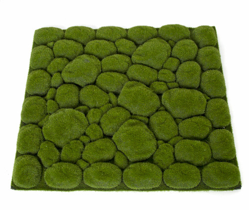 20 Inch x 20 Inch Moss Mat