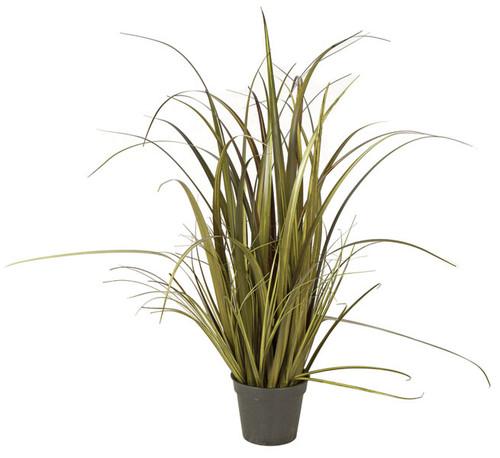 28 Inch PVC Grass Bush