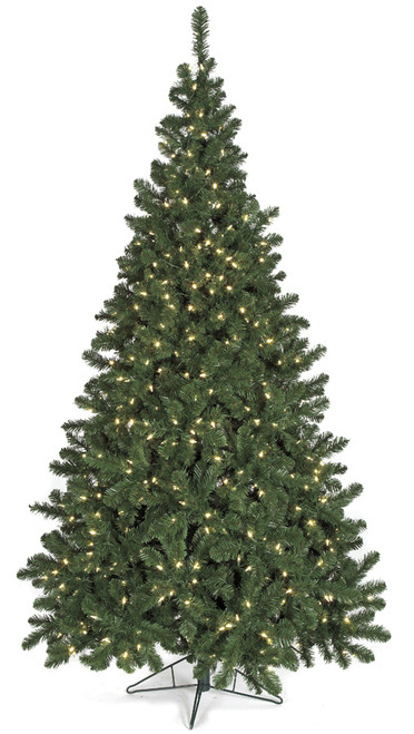 9 Foot Medium Winchester Pine Tree (optional Lights)