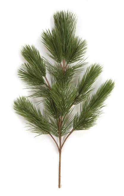 "25"" Plastic Pine Spray"