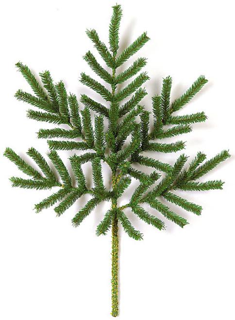 30 Inch PVC Alpine Branch