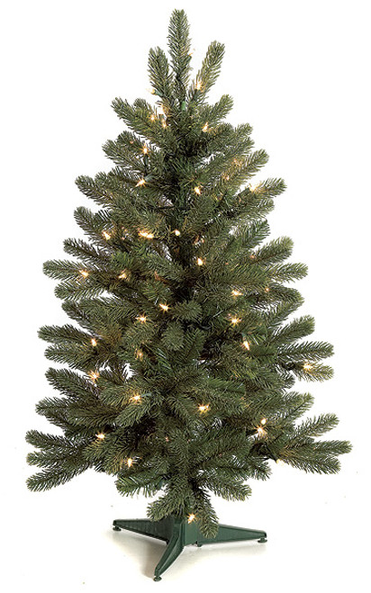C-706013' Spruce Treewith Lights