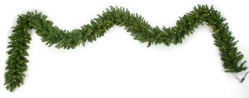 25 Foot x 18 Inch Mixed Pine Garland