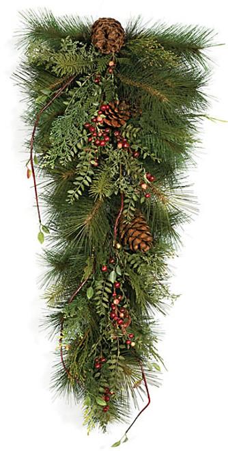 32 Inch Sugar Pine Teardrop