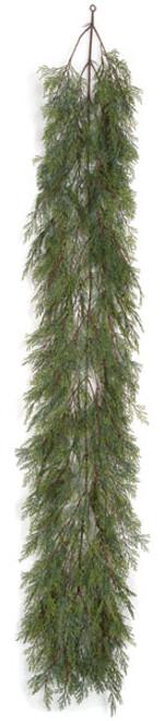 6 Foot Cypress Garland