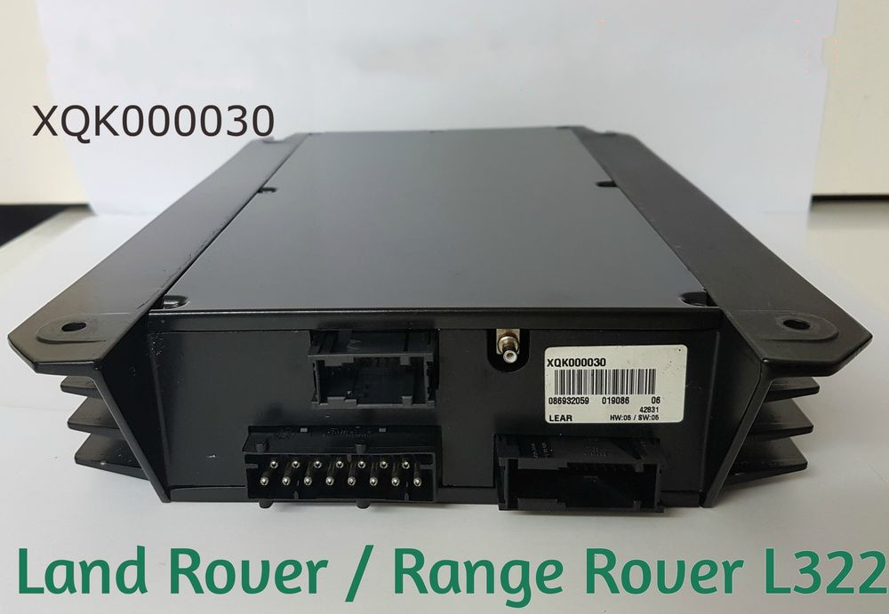 range rover 2002 2004 l322 radio s obstacles audio tech direct rh audiotechdirect com GE Electric Range Wiring Electrical Wiring for Electric Range