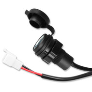 12v Cigar Lighter With Waterproof Cap Ideal For Motorcycles