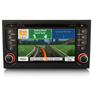 "Direct Fit AU7378A 7"" After-Market GPS Radio For  Audi & Seat"