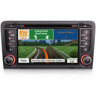 Direct Fit AU7147A After-Market GPS Radio For Audi A3 & S3