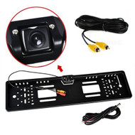 Direct Fit WIRE2 UK & EU Number Plate Reversing Camera