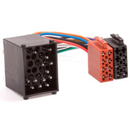 Quadlock 40 Pin To ISO Radio Wiring Harness For BMW - Audio Tech Direct