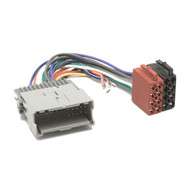 ISO Radio Wiring Harness Adaptor For Chevrolet & Suzuki