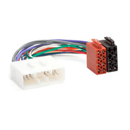 ISO Radio Wiring Harness Adaptor For Ssangyong & Daewoo