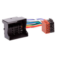 Quadlock To ISO Radio Wiring Harness Adaptor For Ford
