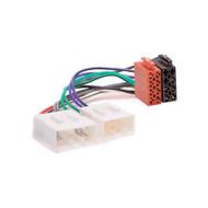 ISO Radio Wiring Harness Adaptor For Mazda (1987-2001)