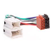 ISO Plug Radio Wiring Harness Adaptor For Nissan (2003-On)