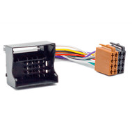 Quadlock To ISO Radio Wiring Harness Adaptor For Renault