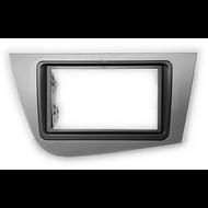 Carav 11-581 RNS-Shape & 2 DIN Fascia For SEAT Leon Mk2