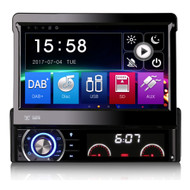 "In The Box SD6590KD 7"" Single DIN Radio With GPS Sat Nav"