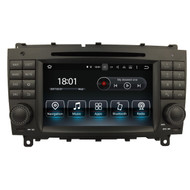 PbA ME5812B Android 7.1 After-Market Radio For Mercedes 254mm