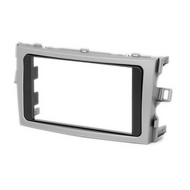 Carav 11-171 OEM-Fit & Double DIN Fascia For TOYOTA Verso (2009+)