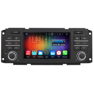 PbA JE5502Z Android 5.1 After-Market Radio For Jeep & Dodge