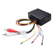 UG FOB03 Fibre Optic Amp Decoder RCA Adaptor For Mercedes