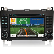 Direct Fit ME7170B After-Market GPS Stereo For VW & Mercedes