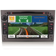 Direct Fit VA7160P After-Market GPS Multi-Media Radio For Vauxhall