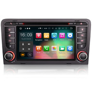 PbA AU7847A Android 8.0 After-Market GPS WiFi Radio For Audi A3