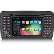 PbA ME3781R Android 7.1 After-Market Radio For Mercedes W251