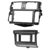 Carav 11-339 Double DIN Fascia For Toyota Land Cruiser Prado