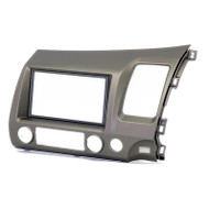 Carav 11-218 Double DIN Fascia Panel For HONDA Civic Mk8 FD