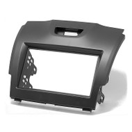 Carav 11-292 Double DIN Fascia Panel For Isuzu D-Max (2012-On)