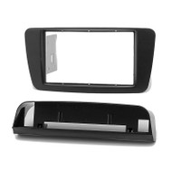 Carav 11-617 Double DIN Fascia Panel For Mercedes A-Class W167