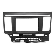 Carav 08-006 Double DIN Fascia Panel For MITSUBISHI Evo X