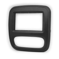 Carav 11-642 Double DIN Fascia Panel For Vauxhall Vivaro (2014+)