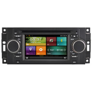 Direct Fit VCHC After-Market GPS Radio For Jeep & Chrysler